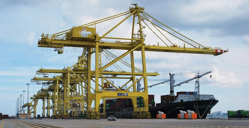 Penang Port, Malaysia - North Butterworth Container Terminal (NBCT)